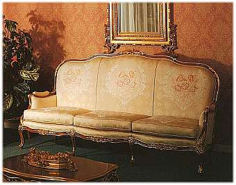 Диван ASNAGHI INTERIORS New classic collection AS8202